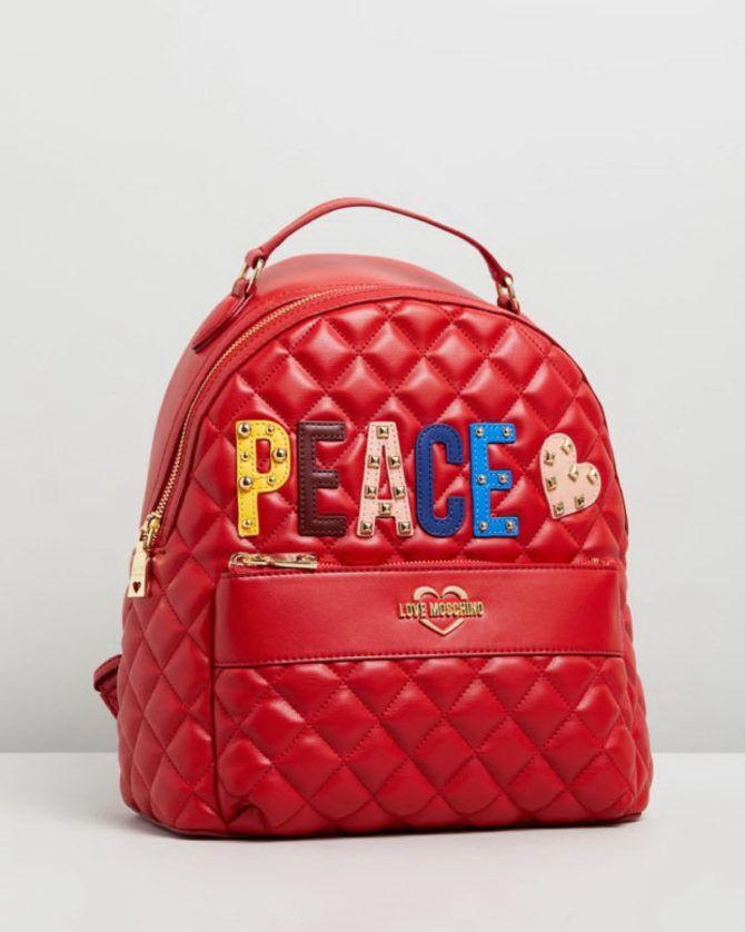 Модний жіночий рюкзак: як вибрати і з чим носити 2