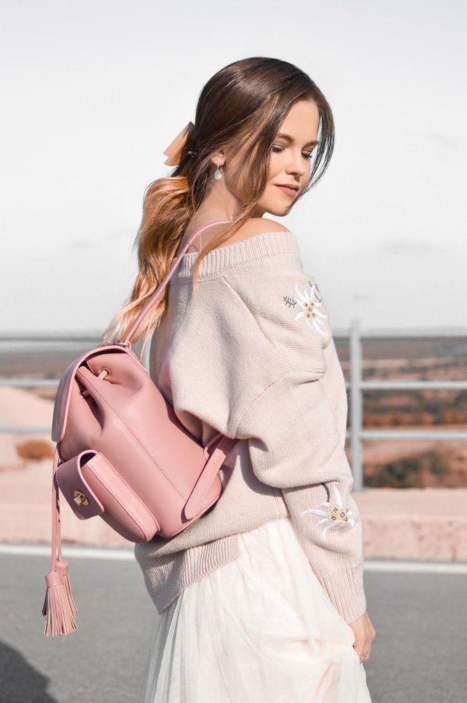 Модний жіночий рюкзак: як вибрати і з чим носити 20