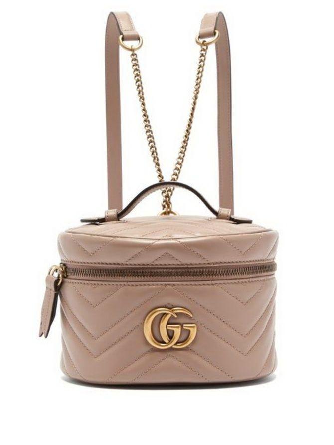 Модний жіночий рюкзак: як вибрати і з чим носити 4