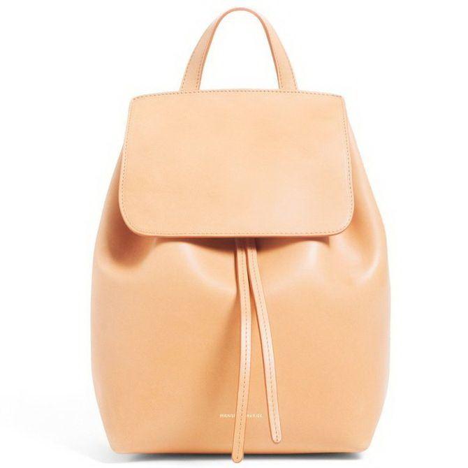 Модний жіночий рюкзак: як вибрати і з чим носити 5