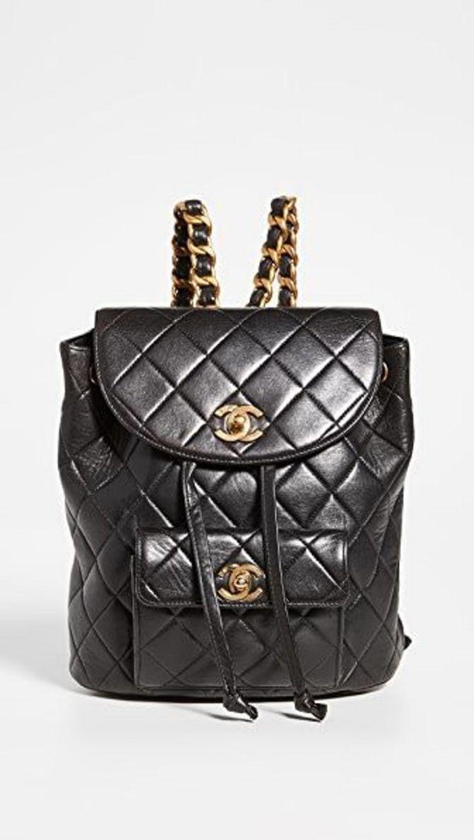 Модний жіночий рюкзак: як вибрати і з чим носити 8