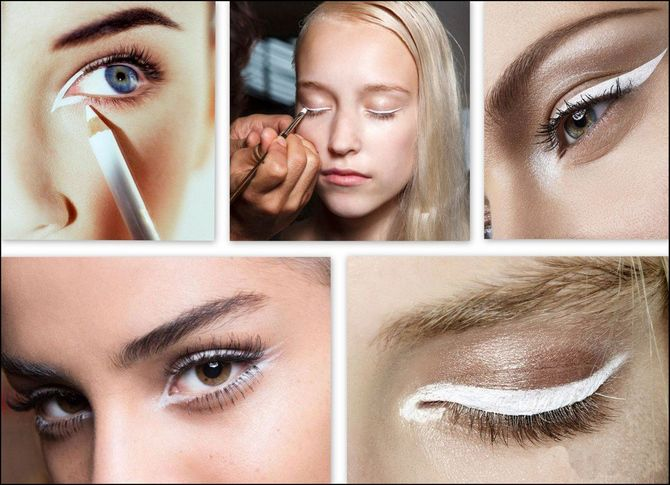 Горячий тренд 2020: хитрости макияжа с белым карандашом 13