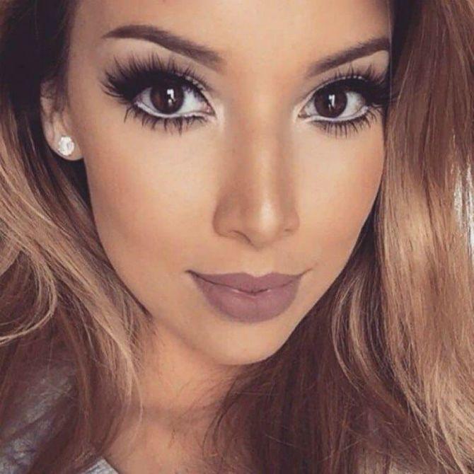 Горячий тренд 2020: хитрости макияжа с белым карандашом 4
