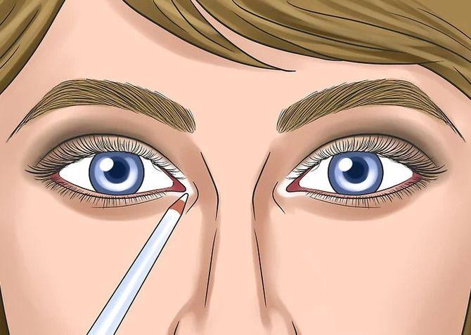 Горячий тренд 2020: хитрости макияжа с белым карандашом 5
