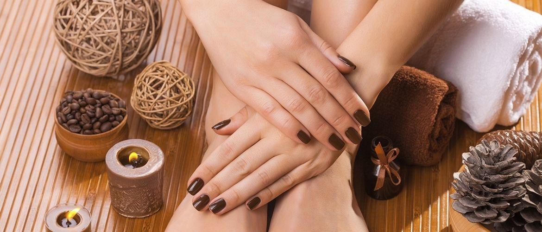 Карамельний манікюр – 80 смачних ідей дизайну нігтів