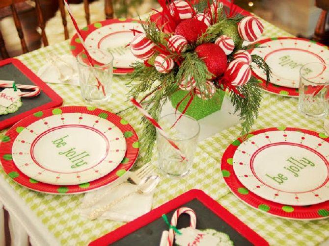 Як прикрасити новорічний стіл: кращі ідеї декору для зустрічі 2021 року 16