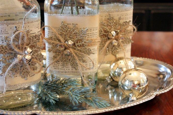 Як прикрасити новорічний стіл: кращі ідеї декору для зустрічі 2021 року 20