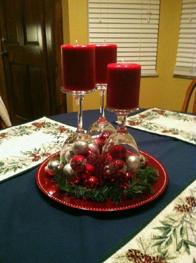 Як прикрасити новорічний стіл: кращі ідеї декору для зустрічі 2021 року 3