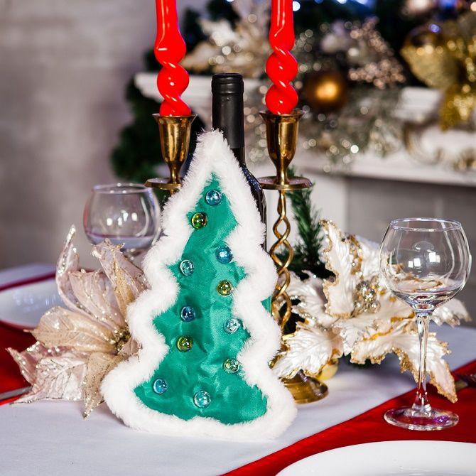 Як прикрасити новорічний стіл: кращі ідеї декору для зустрічі 2021 року 21
