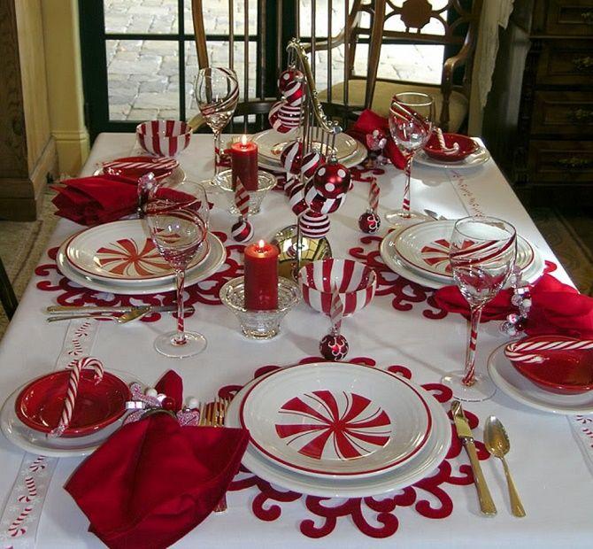 Як прикрасити новорічний стіл: кращі ідеї декору для зустрічі 2021 року 6