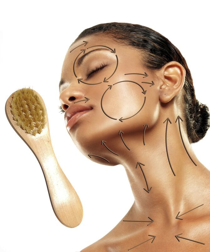 Драйбрашинг – модная фишка или полезный сухой массаж для тела 5