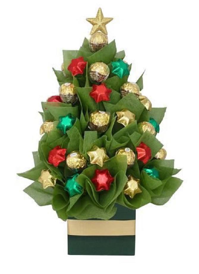 Необычная елка из бумаги своими руками на Новый год 2021: лучшие идеи 8