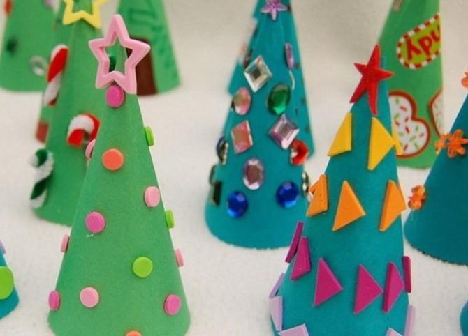 Необычная елка из бумаги своими руками на Новый год 2021: лучшие идеи 27