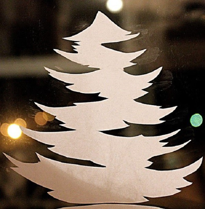 Необычная елка из бумаги своими руками на Новый год 2021: лучшие идеи 41