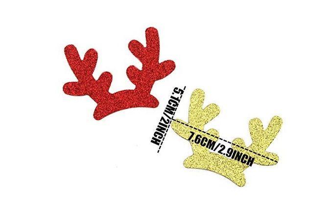 Новогодняя фетромания: елочные игрушки из фетра своими руками 21