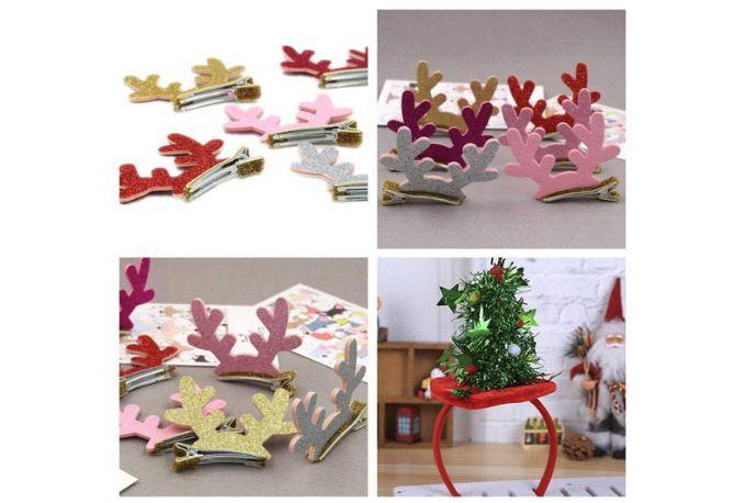 Новогодняя фетромания: елочные игрушки из фетра своими руками 22