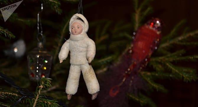 Создаем елочные игрушки из ваты: крутые новогодние поделки 16