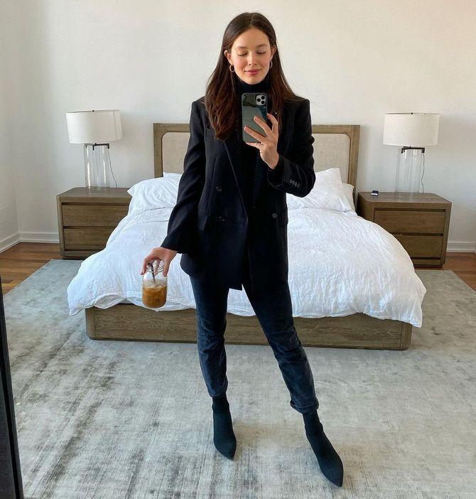 Як подовжити ноги за допомогою джинсів – модні прийоми 15