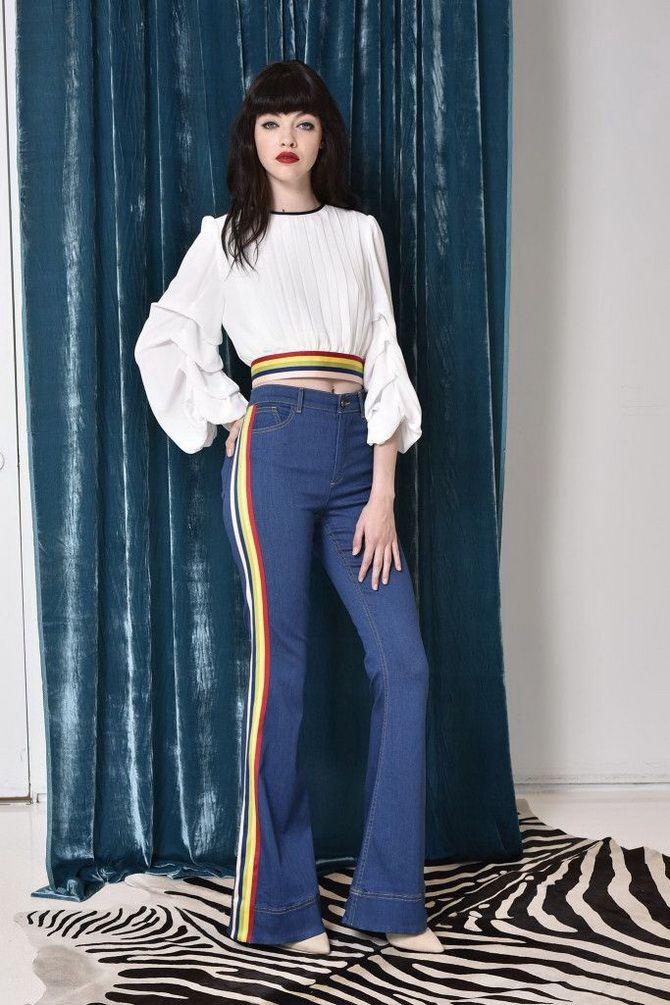 Як подовжити ноги за допомогою джинсів – модні прийоми 18
