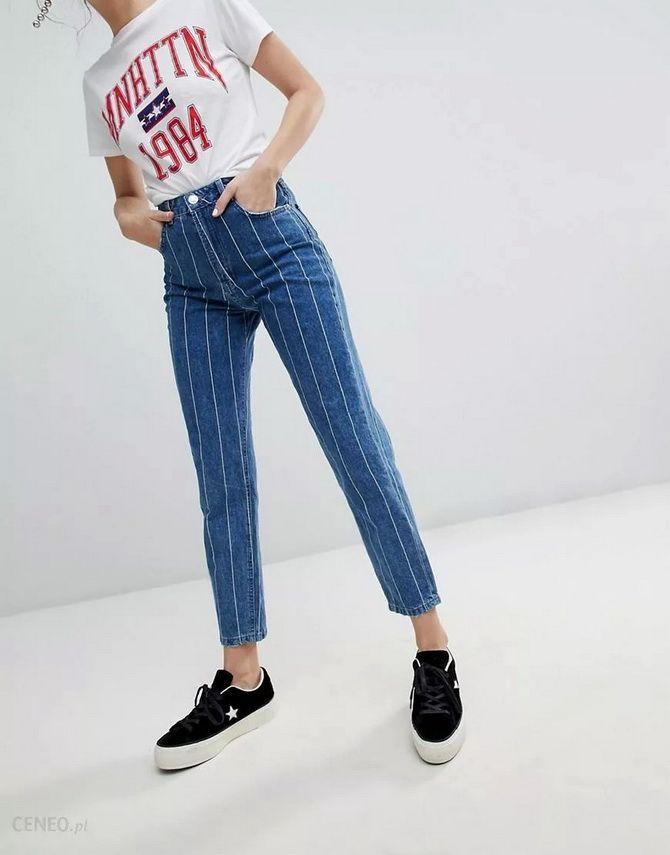 Як подовжити ноги за допомогою джинсів – модні прийоми 21