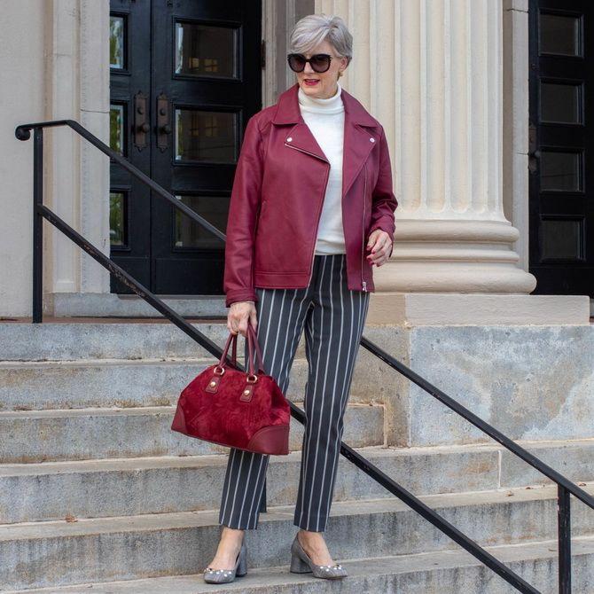 Як подовжити ноги за допомогою джинсів – модні прийоми 22
