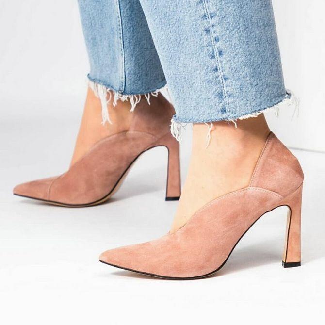 Як подовжити ноги за допомогою джинсів – модні прийоми 24