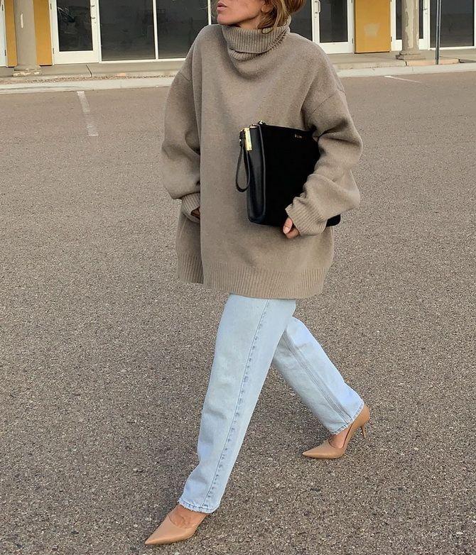 Як подовжити ноги за допомогою джинсів – модні прийоми 27