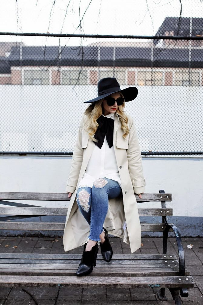 Як подовжити ноги за допомогою джинсів – модні прийоми 30