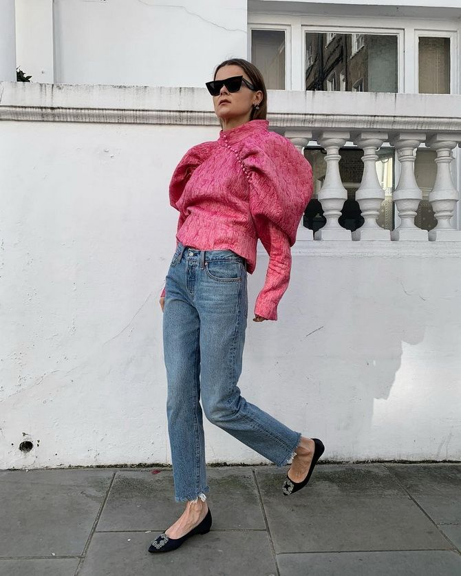 Як подовжити ноги за допомогою джинсів – модні прийоми 3
