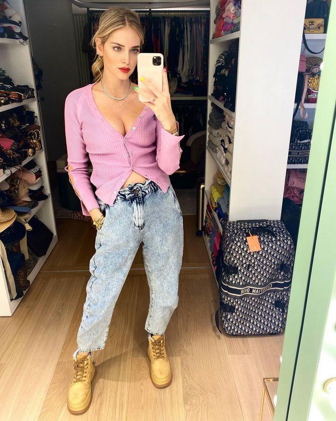 Як подовжити ноги за допомогою джинсів – модні прийоми 4