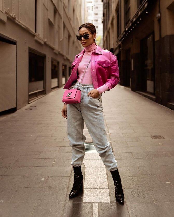 Як подовжити ноги за допомогою джинсів – модні прийоми 8