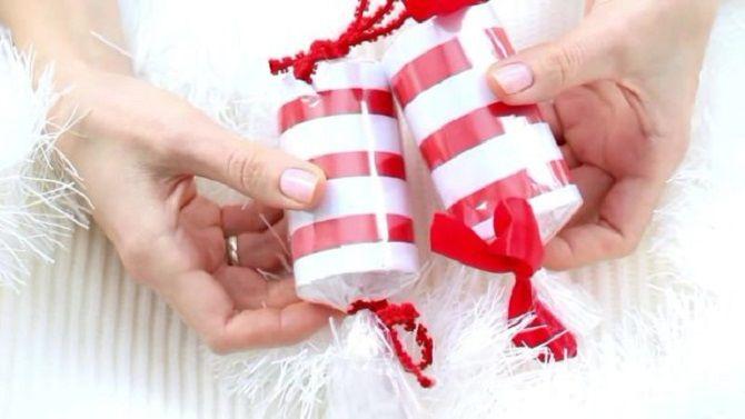 Як зробити цукерку на Новий рік своїми руками: креативні ідеї виробів з фото 2