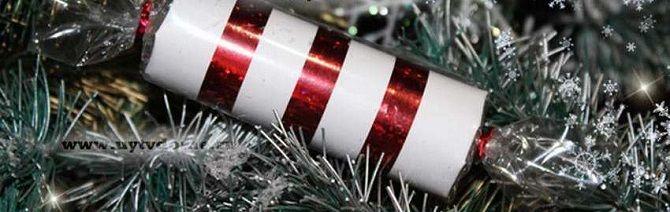 Як зробити цукерку на Новий рік своїми руками: креативні ідеї виробів з фото 4
