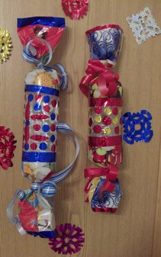 Як зробити цукерку на Новий рік своїми руками: креативні ідеї виробів з фото 6