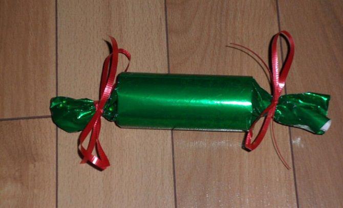 Як зробити цукерку на Новий рік своїми руками: креативні ідеї виробів з фото 7