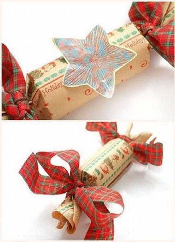 Як зробити цукерку на Новий рік своїми руками: креативні ідеї виробів з фото 9
