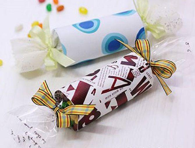 Як зробити цукерку на Новий рік своїми руками: креативні ідеї виробів з фото 10