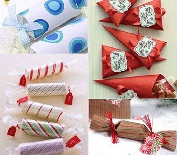 Як зробити цукерку на Новий рік своїми руками: креативні ідеї виробів з фото 11