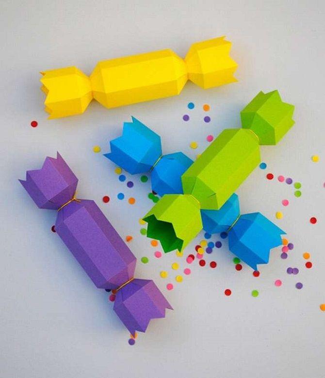 Як зробити цукерку на Новий рік своїми руками: креативні ідеї виробів з фото 13
