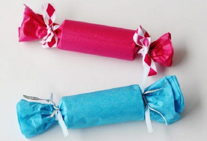 Як зробити цукерку на Новий рік своїми руками: креативні ідеї виробів з фото 15