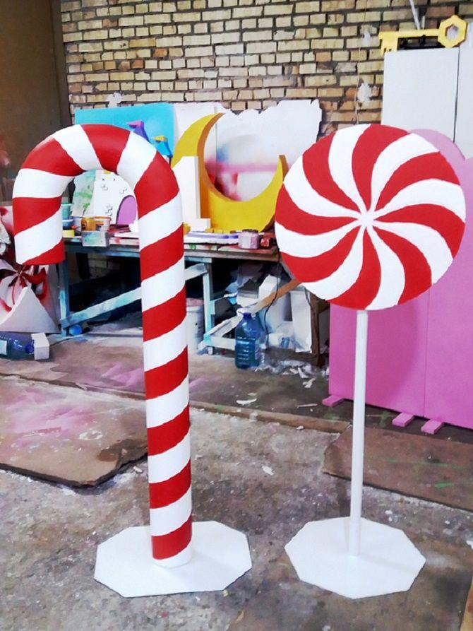 Як зробити цукерку на Новий рік своїми руками: креативні ідеї виробів з фото 21