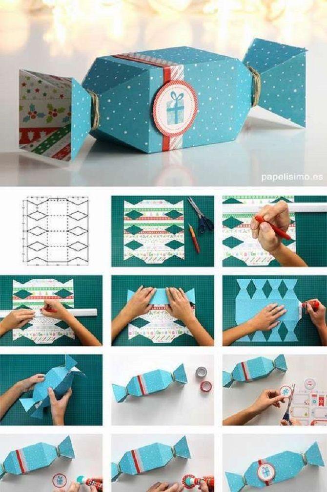 Як зробити цукерку на Новий рік своїми руками: креативні ідеї виробів з фото 22