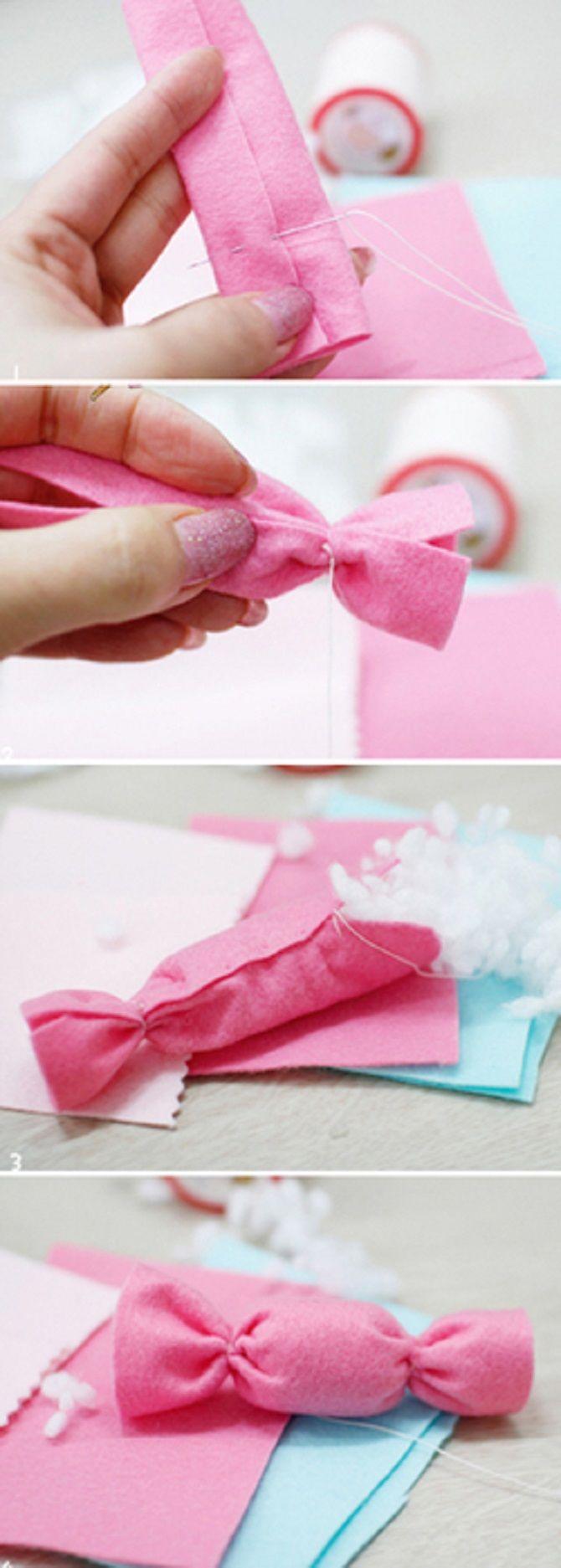 Як зробити цукерку на Новий рік своїми руками: креативні ідеї виробів з фото 28