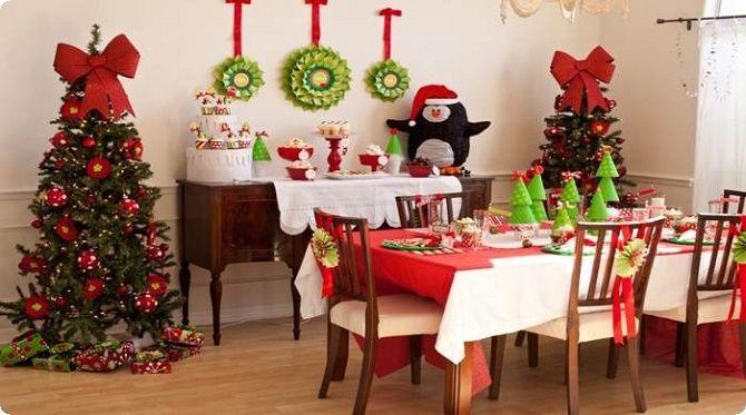 Крутые идеи, как украсить дом на Новый год и Рождество 2021 6