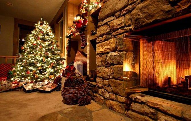 Крутые идеи, как украсить дом на Новый год и Рождество 2021 11