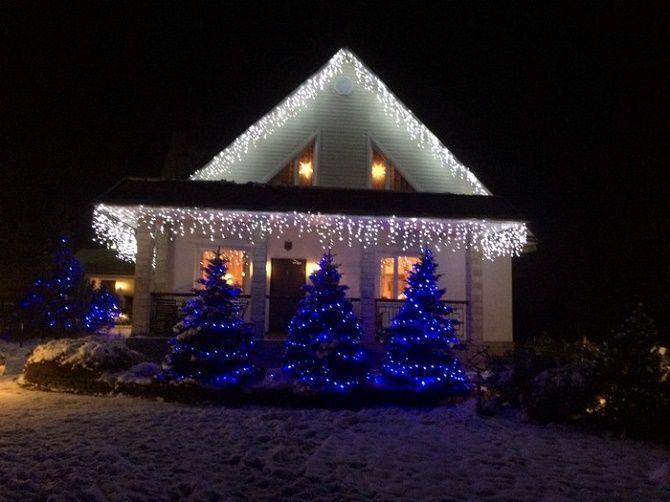 Крутые идеи, как украсить дом на Новый год и Рождество 2021 18