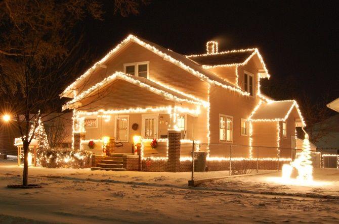 Крутые идеи, как украсить дом на Новый год и Рождество 2021 21