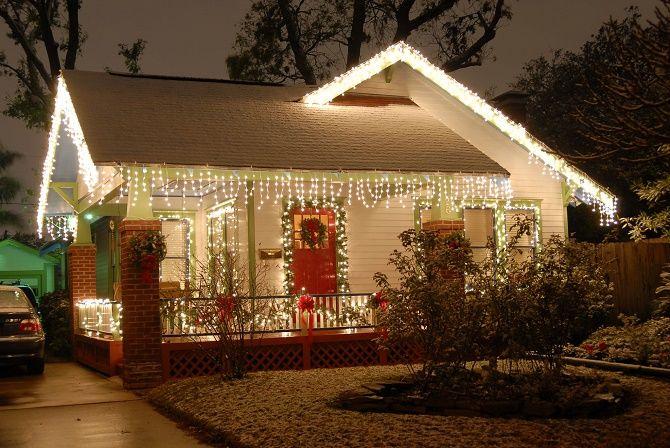 Крутые идеи, как украсить дом на Новый год и Рождество 2021 26