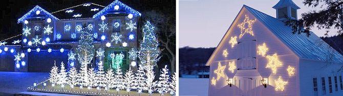 Крутые идеи, как украсить дом на Новый год и Рождество 2021 33
