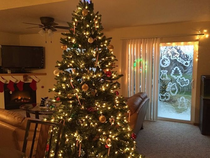 Крутые идеи, как украсить дом на Новый год и Рождество 2021 9